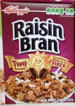 Raisin Bran Image